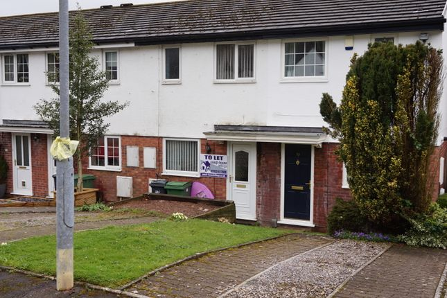 Thumbnail Terraced house to rent in Ashdene Close, Cardiff