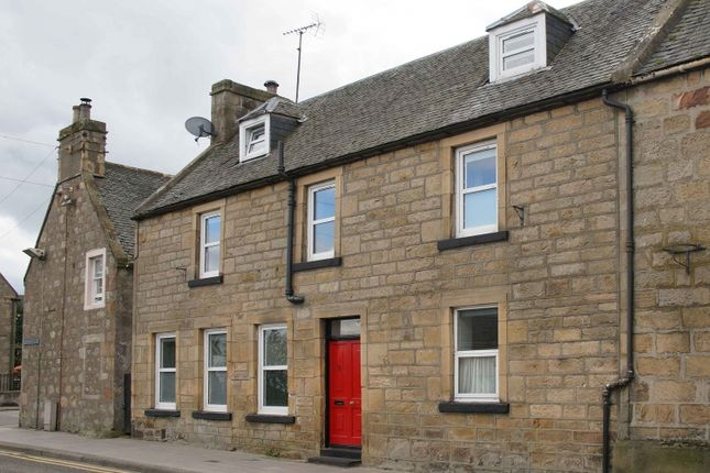 Thumbnail End terrace house for sale in Lamington Street, Tain, Highland