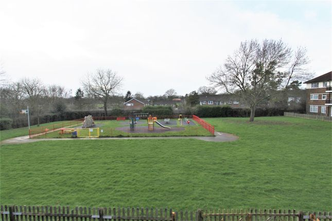 Play Area of The Poplars, Southgate N14