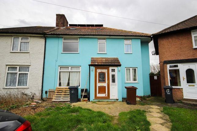 Thumbnail Semi-detached house for sale in Verney Gardens, Dagenham