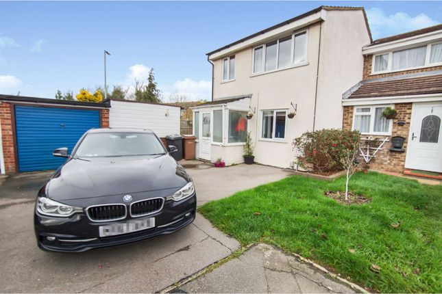 3 bed semi-detached house for sale in Begonia Close, Springfield, Chelmsford CM1