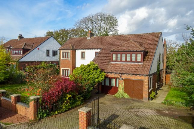 Thumbnail Detached house for sale in Clifford House, Westlinton, Carlisle, Cumbria