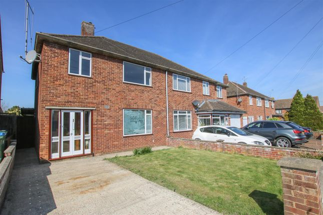 Semi-detached house for sale in Henry Road, Aylesbury