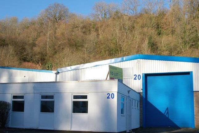 Thumbnail Industrial to let in Unit 20, Llandough Trading Estate, Cardiff
