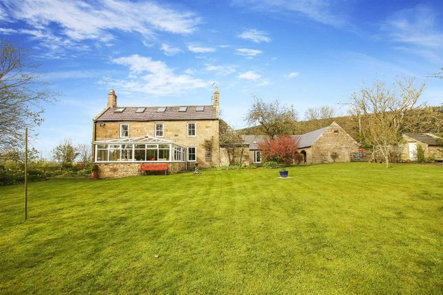 Thumbnail Detached house for sale in Chatton, Alnwick