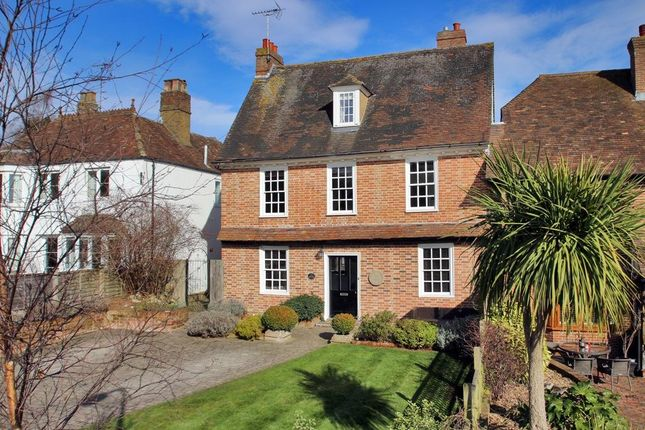 Thumbnail Detached house for sale in The Green, Bearsted, Kent