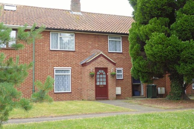3 bed terraced house for sale in Evenlode Close, Bicester