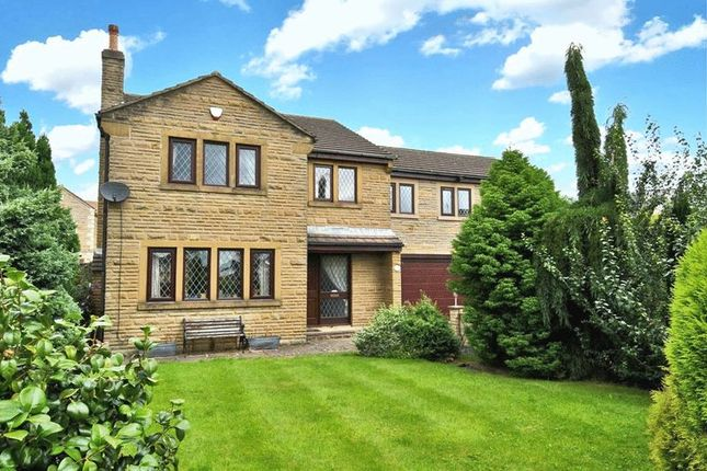 Thumbnail Detached house to rent in The Nook, Tingley, Wakefield