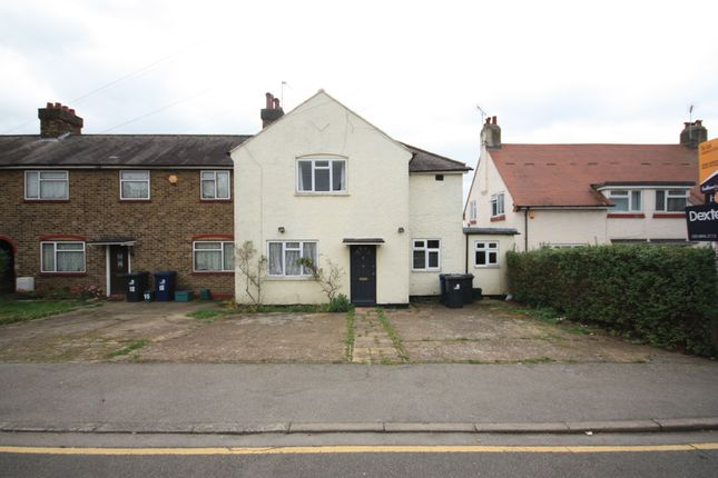 4 bed end terrace house to rent in `Hoylake Road, East Acton