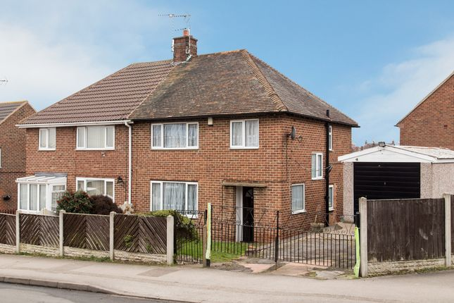 Thumbnail Semi-detached house for sale in Lime Tree Road, New Ollerton