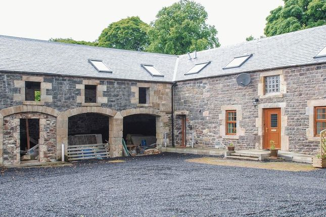 Thumbnail Property for sale in 3 South Mains Steading, Crookston, Heriot, Scottish Borders
