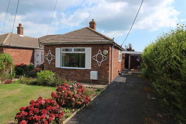 2 bed semi-detached bungalow for sale in Lodge Close, Little Oakley, Harwich