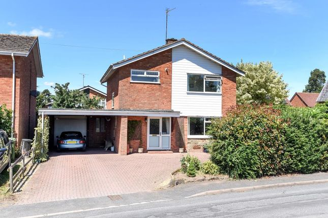 Thumbnail Detached house for sale in Moreton On Lugg, Hereford