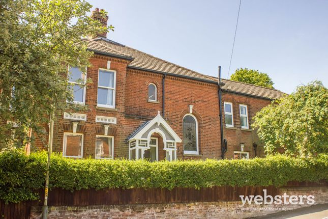 Thumbnail End terrace house for sale in Unthank Road, Norwich