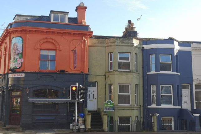 4 bed terraced house for sale in Queens Road, Hastings, East Sussex TN34