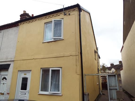 3 bed end terrace house for sale in Russell Street, Peterborough, Cambs