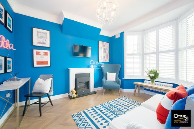 Thumbnail Terraced house for sale in St. Andrew\'s Road, London