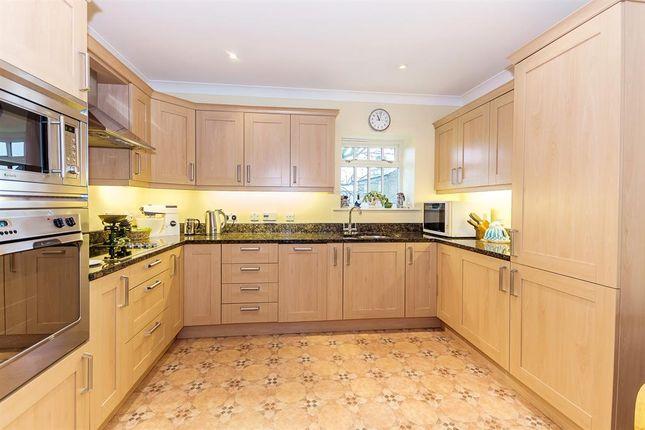Kitchen of Castle Cottages, Sheriff Hutton, York YO60