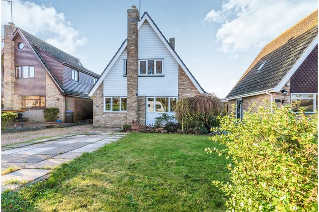 Thumbnail Detached house for sale in Acre Lane, Spring Park, Northampton