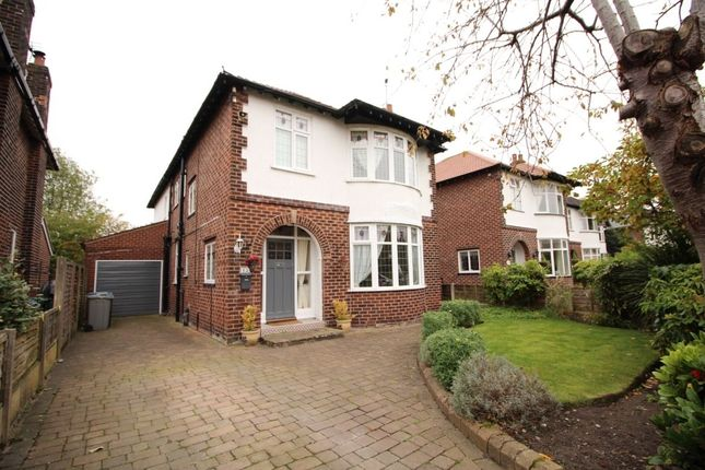 Thumbnail Detached house to rent in Meadow Bank, Timperley, Altrincham