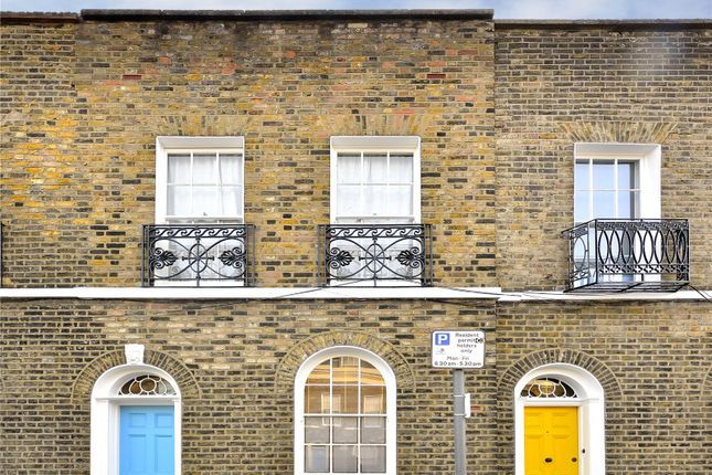 Thumbnail Terraced house for sale in Jubilee Street, Whitechapel, London