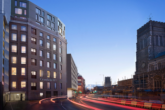 Thumbnail Flat for sale in Cranfeild Mill, College Street, Ipswich