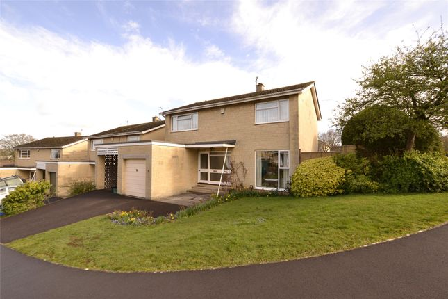 Thumbnail Detached house for sale in Castle Gardens, Bath, Somerset