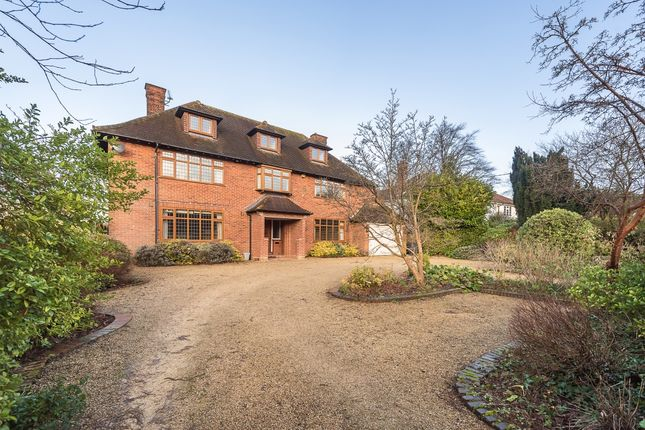 Thumbnail Detached house to rent in Devonshire Avenue, Amersham