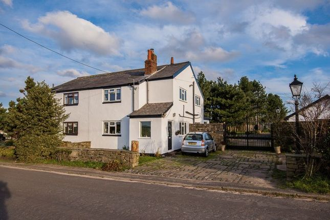 Thumbnail Cottage for sale in Cut Lane, Halsall, Ormskirk