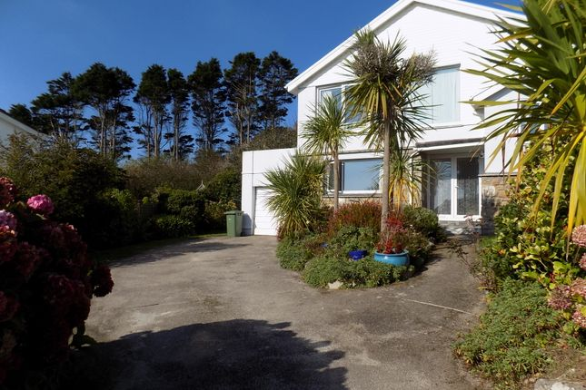 Thumbnail Detached house to rent in Lidden Close, Penzance