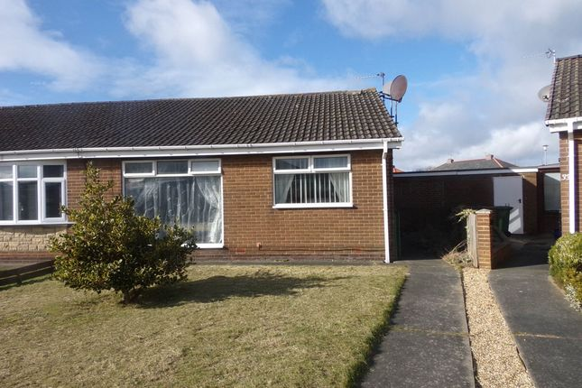 Thumbnail Bungalow for sale in Chester Grove, Seghill, Cramlington