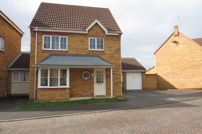 Thumbnail Link-detached house for sale in Goodheart Way, Thorpe Astley, Leicester
