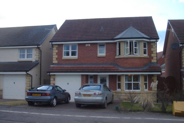 Thumbnail Detached house to rent in Dalwhinnie Place, Perth And Kinross