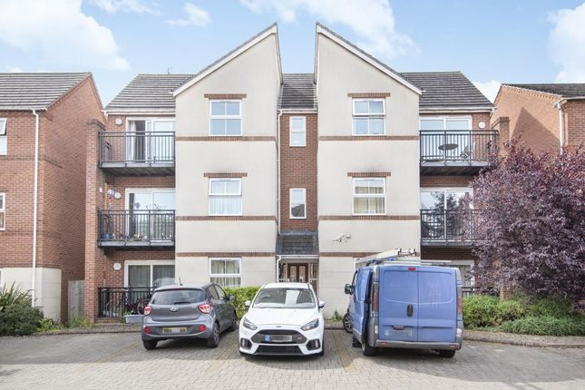 1 bed flat to rent in Alma Road, Banbury OX16