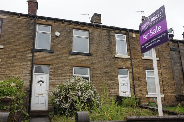 Thumbnail Terraced house for sale in Huddersfield Road, Bradford