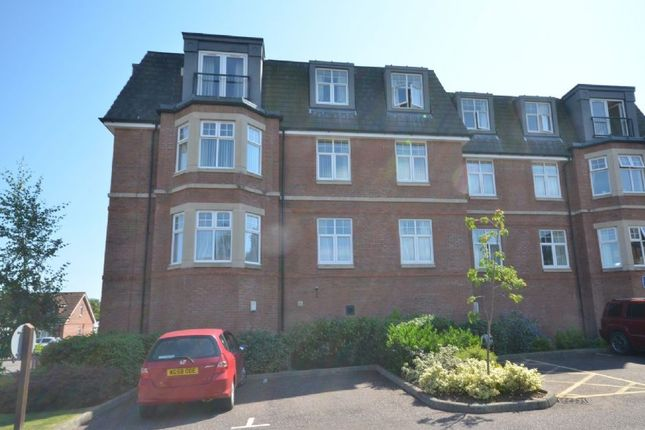 Thumbnail Flat for sale in Haines House, Taunton, Blagdon Village, Somerset