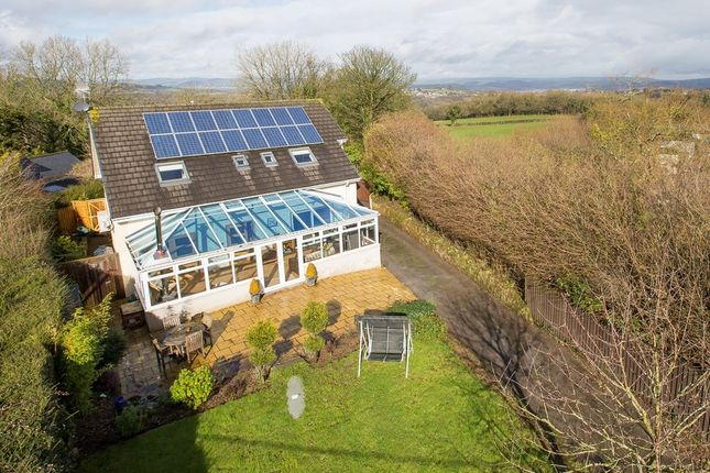 Thumbnail Detached house for sale in Denbury Road, Ogwell, Newton Abbot