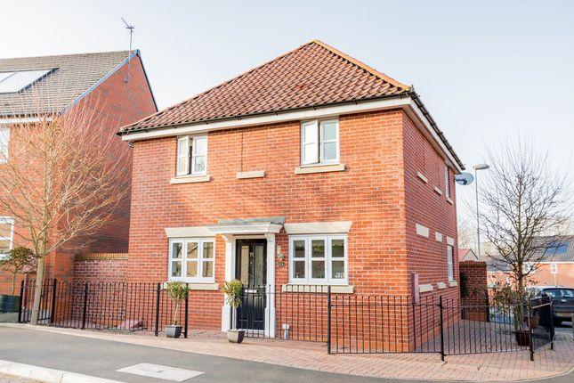 3 bed detached house for sale in Harrington Road, Irthlingborough, Wellingborough