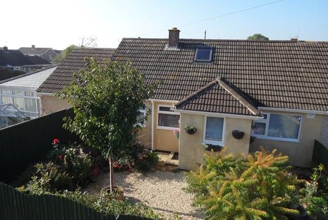 Thumbnail Semi-detached bungalow for sale in Burnt Barn Road, Bulwark, Chepstow