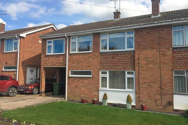 Thumbnail Semi-detached house for sale in Huckson Road, Bishops Itchington, Southam