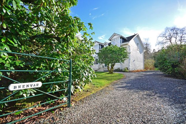Thumbnail Detached house for sale in Fir Brae, Sandbank, Dunoon