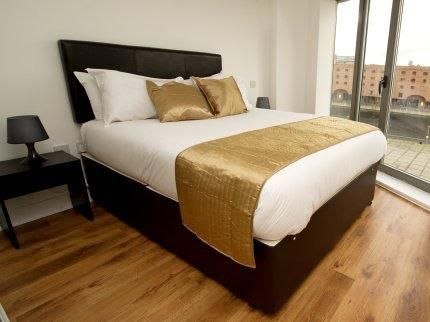 Thumbnail Flat for sale in Monarchs Quay, Liverpool