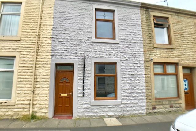 Thumbnail Terraced house to rent in Clayton St, Great Harwood