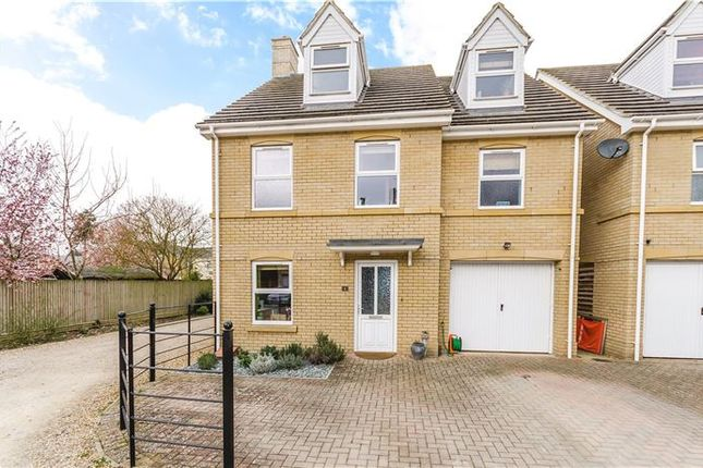 Thumbnail Detached house for sale in Hodson Close, Soham, Ely