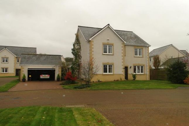 Thumbnail Detached house to rent in Millglen Drive, Tibbermore, Perth
