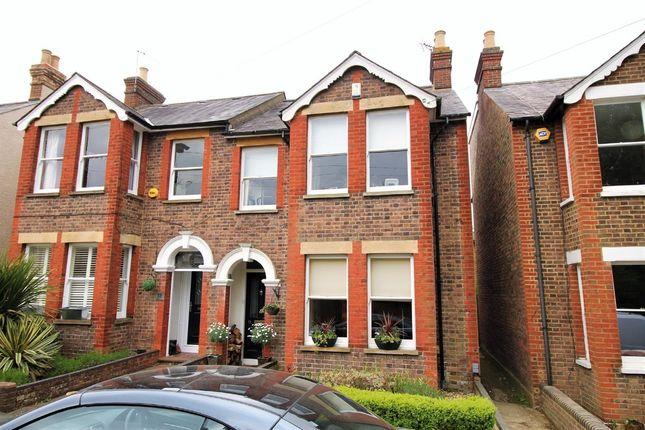 Thumbnail Semi-detached house for sale in Sebright Road, Hemel Hempstead