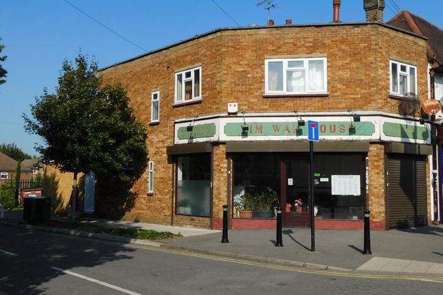 Thumbnail End terrace house for sale in High Street, Harefield
