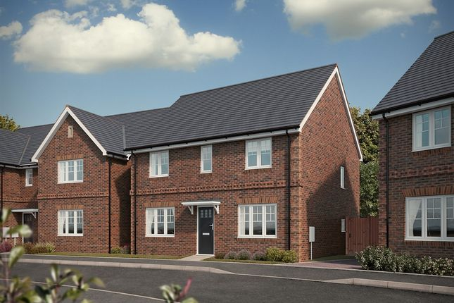 "Thumbnail Detached house for sale in ""The Chedworth"" at Forge Wood, Crawley"
