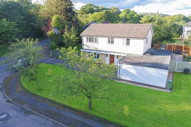 Thumbnail Detached house for sale in Meadow Park, Irwell Vale, Bury