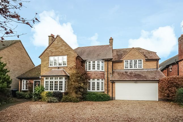 Thumbnail Detached house for sale in The Park, Market Bosworth, Nuneaton
